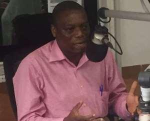 Dr. Kingsley Nyarko,  Executive Director, Danquah Institute