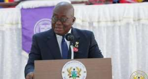God Is My Strength---Prez Akufo-Addo