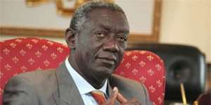 Kufuor Urges Young Writers To Be Writing