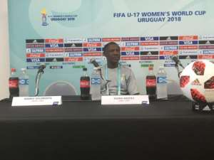 FIFA U17 WWC: Black Maidens Coach Credits Tactical Discipline For Victory Over Uruguay