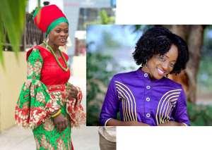 Diana Asamoah. INSET: Mary Agyemang