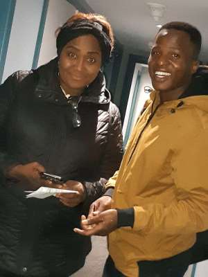 Ghanaian film makers attend African film awards in London