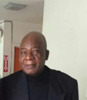 Volta Association of Washington D.C Metro Loses A Member