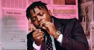 Singer, Olamide Begins his 2019 with Packs of Cigarette