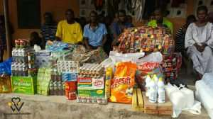 Wenette Hope Foundation supports mental home in Takoradi