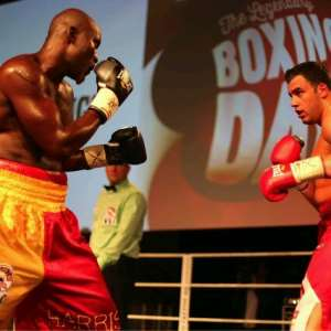 Am Ready To Fight Bastie -Richard Nii Lartey Harrison
