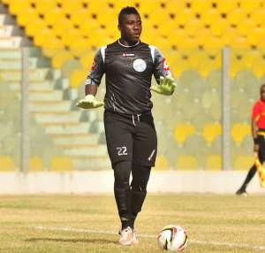 Former Aduana Stars Goalkeeper Stephen Adams Close To Nkana FC Switch