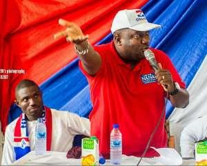 Nana B, The Best National Youth Organizer To Handle NDC