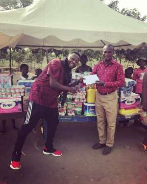 Guru Supports Orphanage In Accra