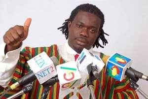 Obour, MUSIGA President
