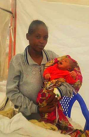 A Mother Cured Of Ebola Gives Birth To A Health Baby