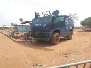 Police Make Arrests Over Yendi Clashes