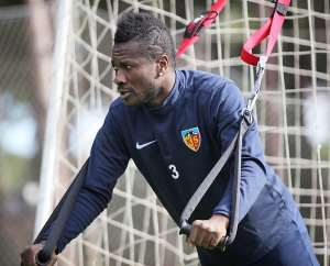 More Trouble For Asamoah Gyan As He Return To Ghana On Compassionate Leave To Resolve Family Issues