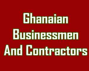 By and Large, Ghanaian Businessmen and Contractors Lack a Civic Sense of Responsibility