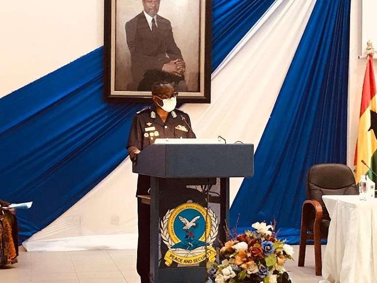 Air Commodore George Kweku Arko-Dadzie