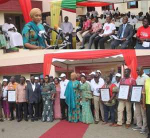 Samira Bawumia Charges Health Sector Stakeholders To Create Systems To Support Safe Blood Transfusion