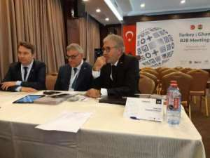 Turkish Business Delegation In Ghana to Boost Trade  and Investment