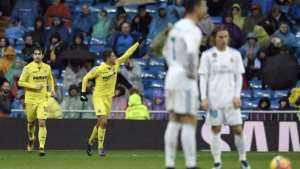 Villarreal Stun Real Madrid At The Bernabeu