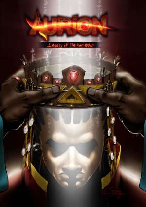 Aurion: After the game, the comic