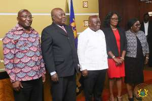 Akufo-Addo's Nomination Of Martin Amidu As SP Is Without Prejudice
