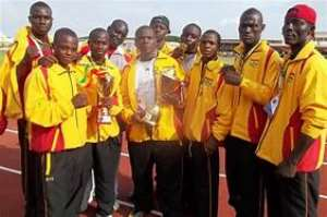 GBF President Confident In Ghana's Top Ranked Amateur Boxers