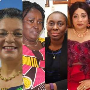 Meet The Possible NDC/John Mahama Female Vice Presidential Candidates For 2020 Elections