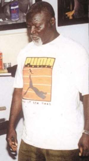 Former Ghanaian athlete imprisoned