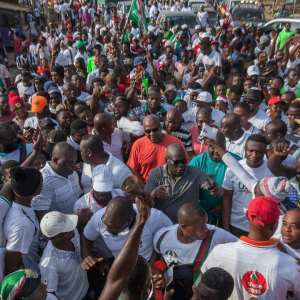 Injunction on NDC flagbearer election:Plaintiffs agree to out of court settlement