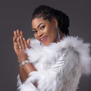 Joyce Blessing Dazzle Funs at Unity Group of Companies Thanksgiving