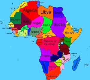 When Africa Began To Slumber
