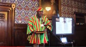 Farouq Aliu Mahama To Address Black History Month