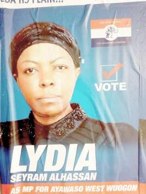 Fact Alert! Beware!! Lydia Seyram Is Not Legally Engaged Wife Of Agyarko