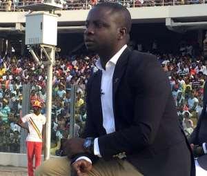 AshGold CEO Frederick Acheampong