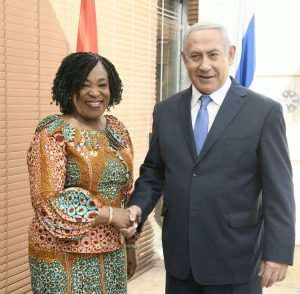 Ghana-Israel Relations To Get Better