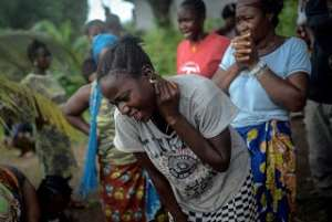 Parents of Ebola victims weeping: Congo's Ebola outbreak is not containable because of bioterrorism, porous borders, and absence of US' Centers For Disease Control