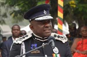 Transformation Agenda: Ghana Police On Course