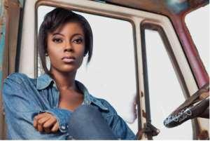 Ghanaian Model Turns To God For Career Development