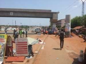 Contractor For Madina-Adentan Footbridges Needs Some Few Months More