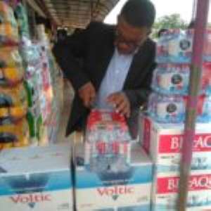 ABL, Kasapreko Products Seized