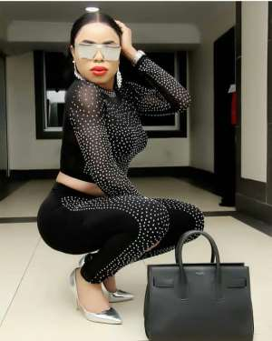 """You will be shocked to see me sitting pretty beside God in heaven""- Bobrisky jab haters"