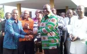 Rural Enterprise Program Tied To Industrialization Agenda