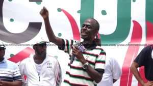 General Mosquito Blames New Inexperienced NDC Executives For 2016 Defeat