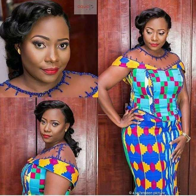 Kente look 4    Note - Unless otherwise stated,pictures used does not belong to Modernghana