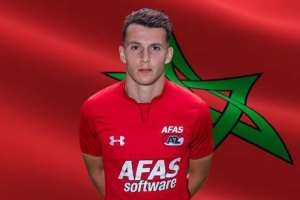AFCON 2019 Qualifier: Morocco Coach Herve Renard Hands Surprise Call-Up To AZ Alkmaar Youngster Oussama Idrissi
