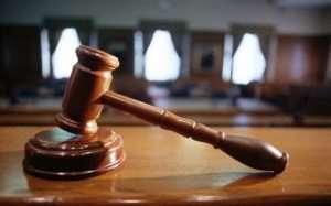 Court Remand Mason For Illegally Possessing Firearm