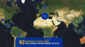 Mediterranean Migrant Arrivals Reach 4,216 in 2019; Deaths Reach 83