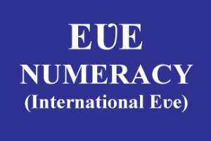 Evhe Language Numeracy for Beginners
