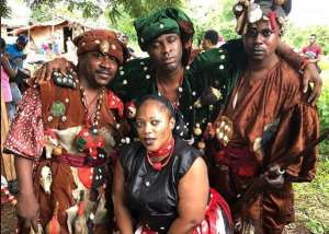 Actress, Lola Magret Produces First Epic Movie After US Fraud Case