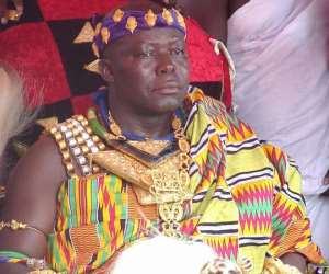 Asantehene Appeals For Further Expansion Of 44-Year-Old Maternal Block