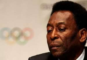 Pele Resting At Home Not Hospitalized – Spokesperson